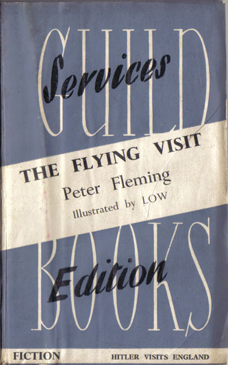 S32  The flying visit