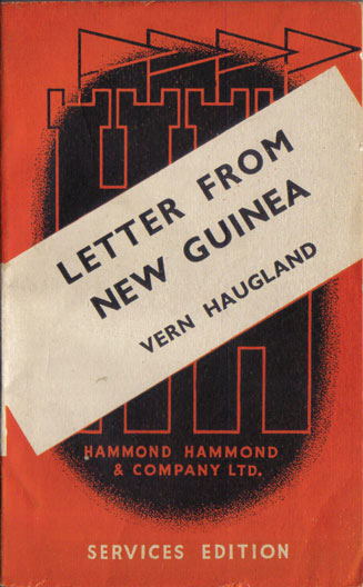 Letter from New Guinea