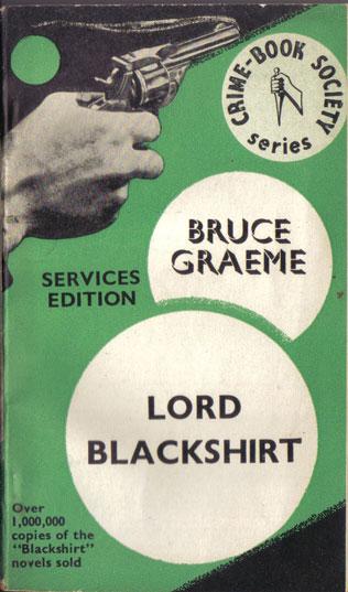 Crime Book Society - Lord Blackshirt