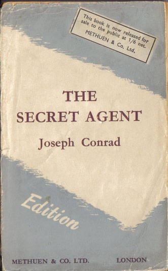 M2 The secret agent