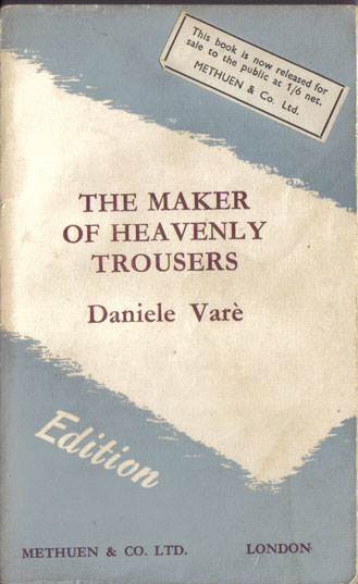 M4 The maker of heavenly trousers