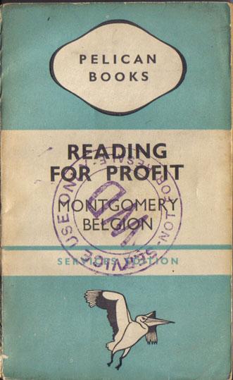 SE12 Reading for Profit