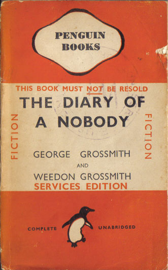 SE9 The diary of a nobody