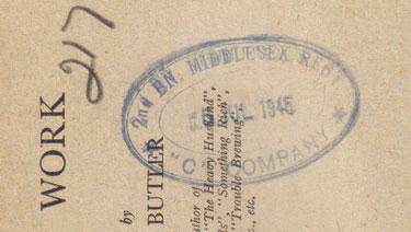 2nd Bn. Middlesex Regiment