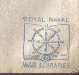 Royal Naval War Libraries